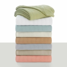 Vellux Cotton Blankets-Free Shipping!