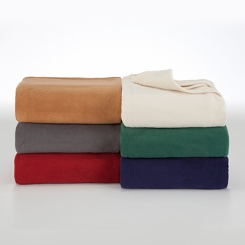 Vellux Super Soft Fleece Blanket