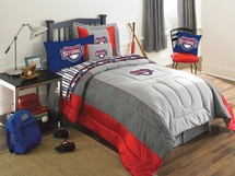 WASHINGTON NATIONALS Authentic Bedding-Valance