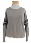Amadi Leah Top - Storm Grey