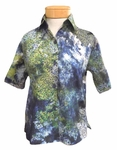 Anni Kuan Posey Shirt - Forest
