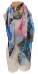 Banaris Cotton Scarf - Tropical Storm SOLD OUT