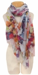 Banaris Cotton Scarf - Wildflower SOLD OUT