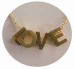 CAI Gold Love Necklace - SOLD OUT