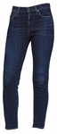 Citizens of Humanity Cara Cigarette High Rise Slim Ankle Jean - Maya