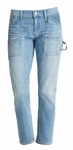 Citizens of Humanity Leah Cargo Low Rise Loose Pant - Mercury