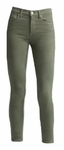 Citizens of Humanity Rocket Crop High Rise Skinny Jean - Canopy Green