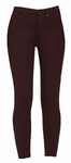 Citizens of Humanity Rocket High Rise Skinny - Black Currant