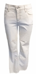 Eileen Fisher Slim Ankle Jean - Undyed Natural