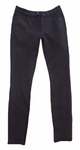 Eileen Fisher Viscose Stretch Ponte Skinny Jean - Charcoal