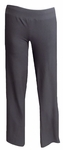 Eileen Fisher Washable Stretch Crepe Slim Ankle Pant With Yoke - Bark