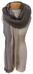 Eileen Fisher Reclaimed Cashmere Wrap - Ash - SOLD OUT