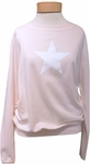 Hard Tail Basic Star Pullover - Blush - SOLD OUT