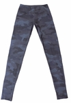 Hard Tail Flat Waist Ankle Legging - Camo/Granite