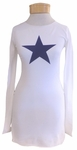 Hard Tail Star Tee - White