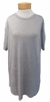 Joah Brown Killer Tee Shirt Dress - Gray