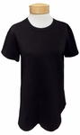 Joah Brown Live In French Terry Tee - Black