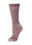 Little River Full Cushioned Boot Sock - Burgundy