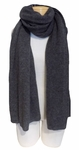 Margaret O'Leary Cashmere Travel Wrap - Flannel