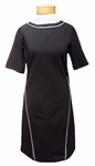 Margaret O'Leary Donna Dress - Black
