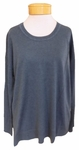 Margaret O'Leary Exie Scoop Pullover - Teal