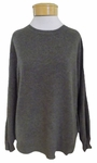 Margaret O'Leary Naya Cashmere Sweater - Bison