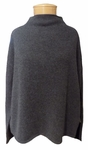 Margaret O'Leary Ruby Cashmere Sweater - Flannel