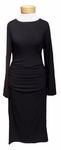 Margaret O'Leary Sabrina Dress - Black