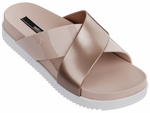 Melissa Cosmic II Slide - Pink - SOLD OUT