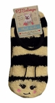 PJ Salvage Cozy Socks - Bee/Yellow