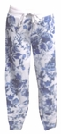 PJ Salvage Secret Garden Floral Pants - Ivory (SOLD OUT)