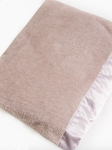 PJ Salvage Silky Throw - Stone