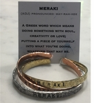Satori Rue Meraki Bracelet (Brass) - SOLD OUT