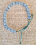 Satori Rue Yogi Layering Bracelet - Light Blue
