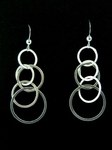 Sosie Silver Bubbles Earrings - SOLD OUT