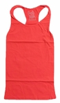 Tees by Tina Racerback Smooth Tank - Poppy