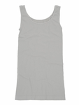 Tees by Tina Smooth Tank - Cement