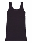 Tees by Tina Smooth Tank - Eggplant - SOLD OUT