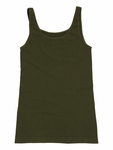 Tees by Tina Smooth Tank - Olive