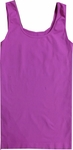 Tees by Tina Smooth Tank - Radiant Orchid
