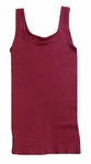 Tees by Tina Smooth Tank - Rouge