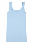 Tees by Tina Smooth Tank - Sky Blue - RESTOCKED