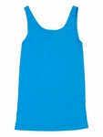 Tees by Tina Smooth Tank - Turquoise - SOLD OUT