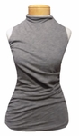 Velvet Riley Tank - Charcoal - SOLD OUT