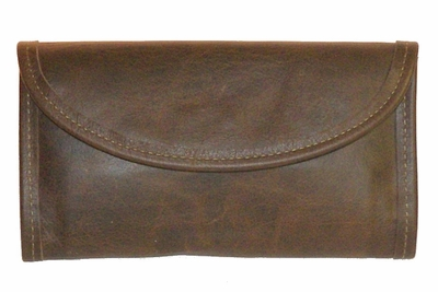 Woman's Wallets WW-6 Tan Made in USA