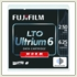 Fuji LTO-6 Tape WORM, 2.5TB/6.25TB, Part # 16310756