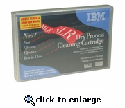 IBM Dry Process SLR/ MLR Cleaning Tape Part # 35L0844