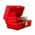 Turtle DLT/ SDLT 5 Case- Red, Part # 00-672702