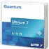 Quantum LTO-7 Tape Ultrium, 6TB/15TB LTO-7, Part # MR-L7MQN-01