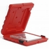 Turtle Mailer DLT/LTO/ CD, Part # 10-675109 -Red, Capacity 1
